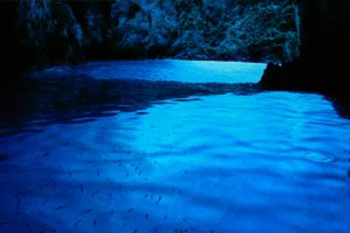 Gari transfer - BLUE CAVE